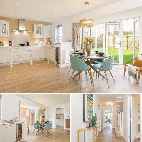 4 bedroom detached house for sale - Plot 185, Holden at Nerrols Grange, Stoney Furlong, Taunton, TAUNTON TA2