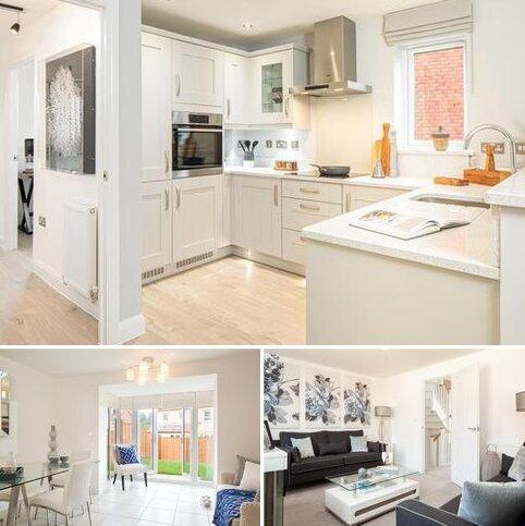 3 bedroom terraced house for sale - Plot 300, Greenwood at Hunters Wood, Eastern Way, Melksham, MELKSHAM SN12