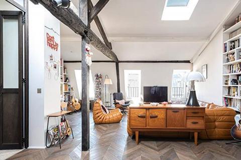 4 bedroom apartment - PARIS, 75009
