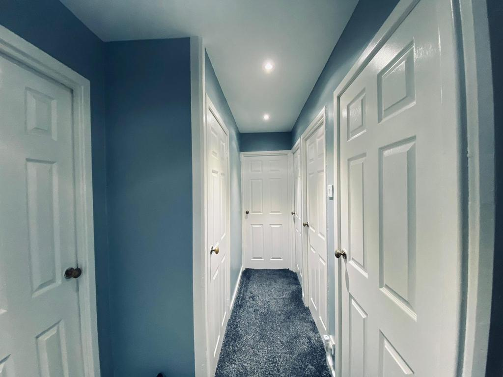 Level 1 hall way