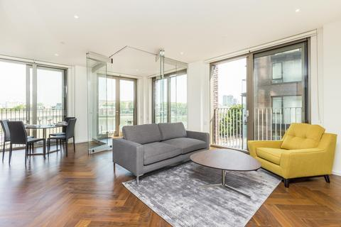 2 bedroom apartment for sale - Capital Building, Embassy Gardens, London, SW11