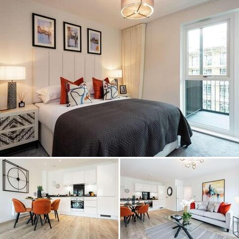 1 bedroom apartment for sale - Plot 88 at Queensbury Square, Honeypot Lane NW9