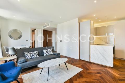 1 bedroom apartment - Ambassador Building, Embassy Gardens, London, SW11