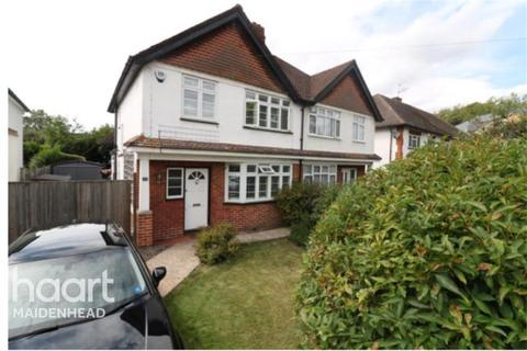 2 bedroom semi-detached house to rent - Maidenhead