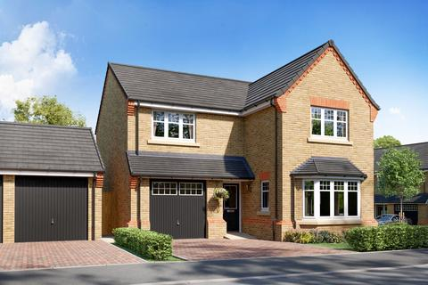 4 bedroom detached house - Plot 65 - The Settle V1 at Regents Green, Birkin Lane, Grassmoor, Chesterfield, S42 5HB S42