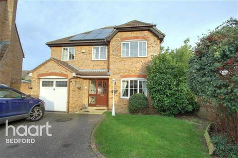 4 bedroom detached house to rent - Asgard Drive, Bedford