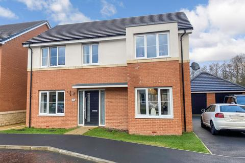 4 bedroom detached house for sale - Strother Way, Cramlington, Northumberland, NE23 8AN