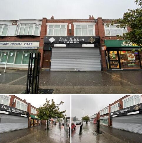 2 bedroom flat to rent - Lane End Rd, M19