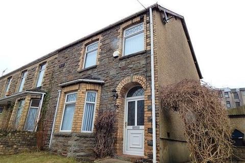 3 bedroom semi-detached house for sale - Oak Street, Abertillery, NP13 1TG