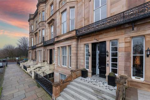 3 bedroom character property for sale - Park Gardens, Glasgow, G3
