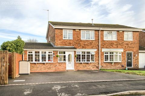 3 bedroom semi-detached house - Brailes Close, Solihull, B92