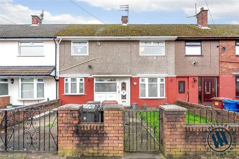 4 bedroom terraced house for sale - Torrington Drive, Liverpool, L26