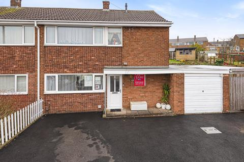 3 bedroom semi-detached house for sale - Bridge End Grove, Grantham, NG31
