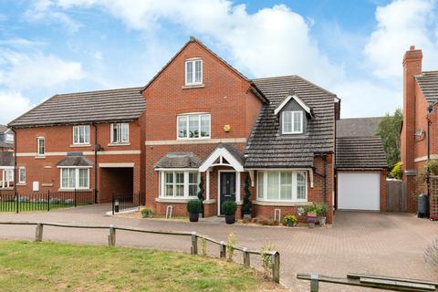 4 bedroom detached house for sale - Hemlock Close, Weston Turville