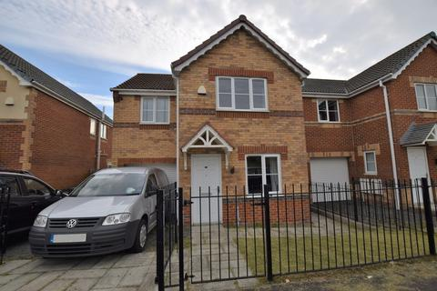 3 bedroom detached house for sale - Valiant Way, Catchgate, Stanley