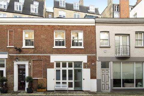 3 bedroom mews - Princes Mews, London, W2