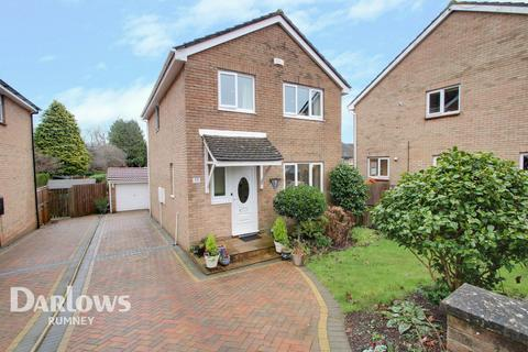4 bedroom detached house for sale - Limewood Close, Cardiff