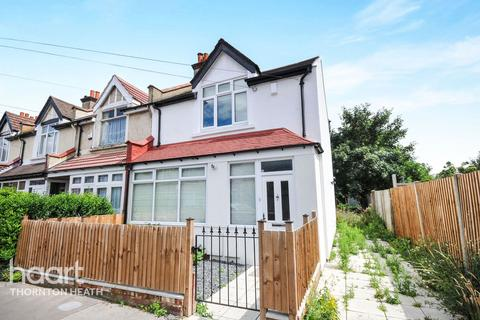 3 bedroom end of terrace house for sale - Swain Road, Thornton Heath