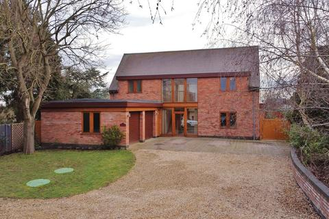 5 bedroom manor house for sale - Main Road, Harlaston