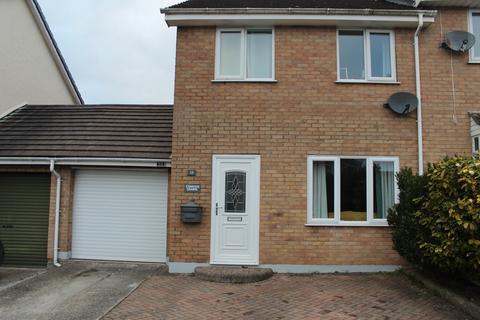 3 bedroom semi-detached house for sale - Bosvean Road, Shortlanesend