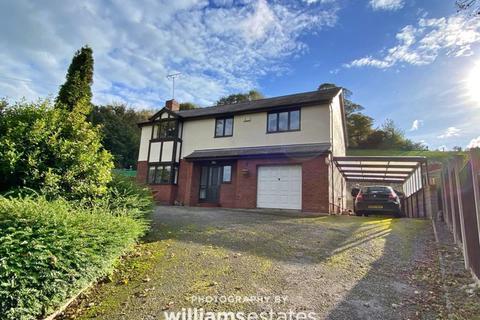 4 bedroom detached house for sale - Hiraddug Road, Dyserth