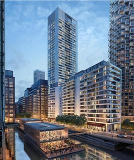 2 bedroom apartment to rent - Park Drive, Canary Wharf, London, E14 9QL