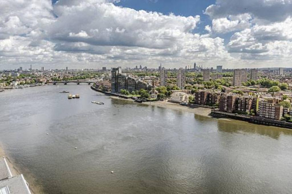 4 Bedrooms Penthouse Flat for sale in Belvedere Penthouse, Chelsea Harbour, London SW10