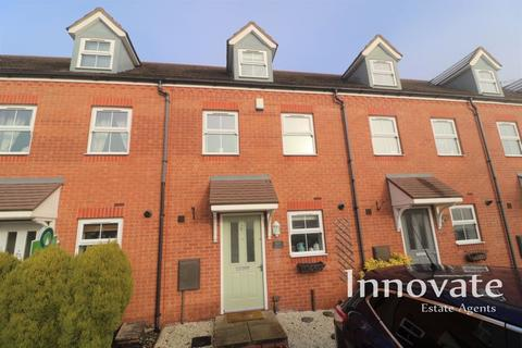 3 bedroom townhouse for sale - Goodrich Mews, Dudley