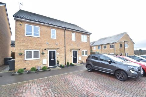 3 bedroom semi-detached house for sale - Mossman Close, Luton