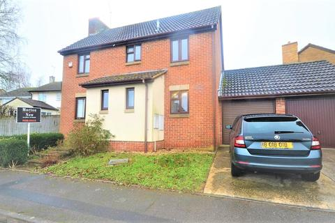 3 bedroom detached house for sale - Jubilee Way, Blandford Forum