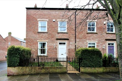 5 bedroom townhouse for sale - Spring Gardens Court, North Shields