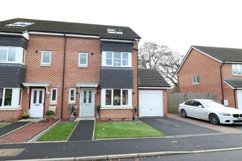 4 bedroom semi-detached house for sale - Brookside, Carlisle, CA2