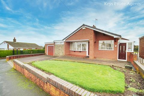 3 bedroom detached bungalow for sale - Woodside Drive, Meir Heath