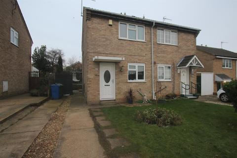 2 bedroom semi-detached house for sale - Thoresby Close, Bridlington