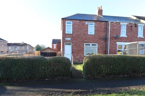 3 bedroom end of terrace house for sale - Percy Street, Ashington