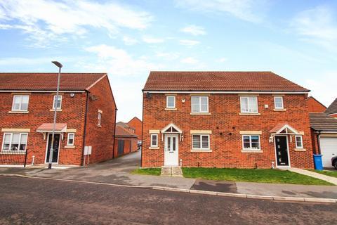 3 bedroom semi-detached house for sale - Blackhaugh Drive, Seaton Delaval, Whitley Bay