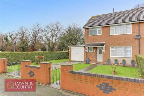 3 bedroom semi-detached house for sale - Leisure Centre House, Chester Road West, Deeside, Flintshire