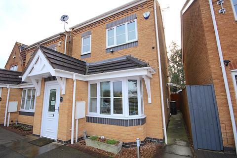 3 bedroom detached house for sale - Elliott Drive, Leicester Forest East