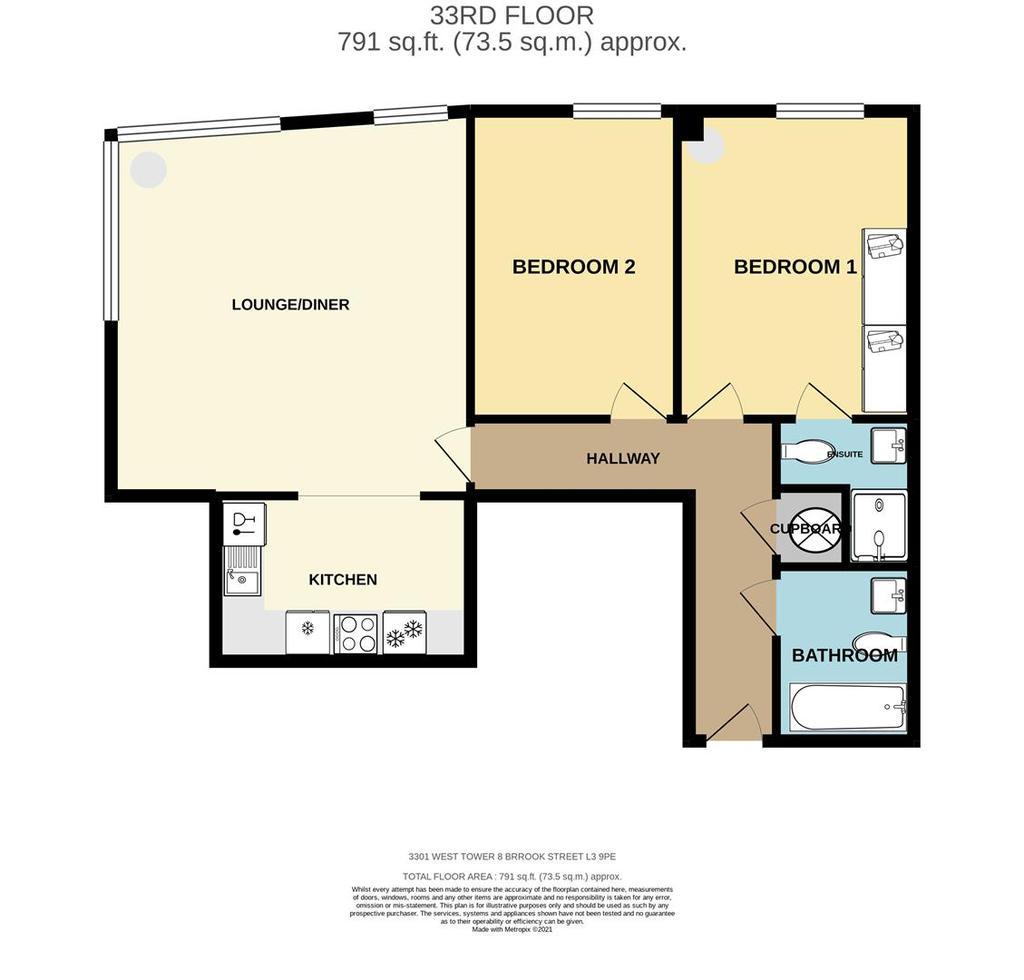 Floorplan: 3301 West Tower High.jpg