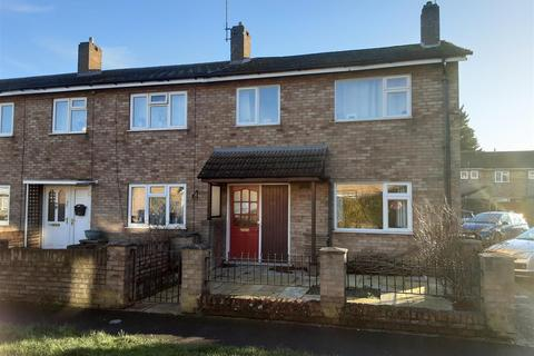 3 bedroom end of terrace house to rent - Churchill Road, Stamford