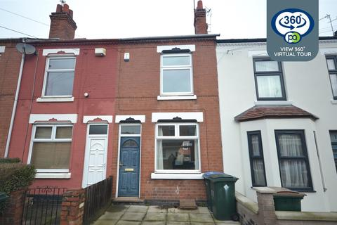 2 bedroom house to rent - Broomfield Road, Earlsdon, Coventry