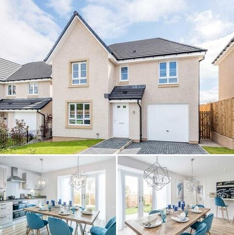 4 bedroom detached house for sale - Plot 138, Dunbar at Barratt @ Heritage Grange, Frogston Road East, Edinburgh, EDINBURGH EH17