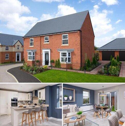 5 bedroom detached house for sale - Plot 30, Henley at Burnmill Grange, Burnmill Road, Market Harborough, MARKET HARBOROUGH LE16