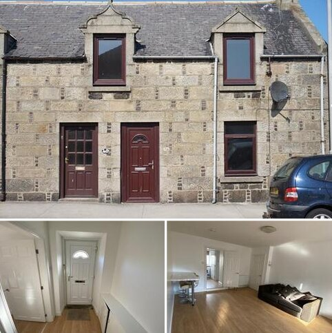 2 bedroom terraced house to rent - College Bounds, Fraserburgh, AB43