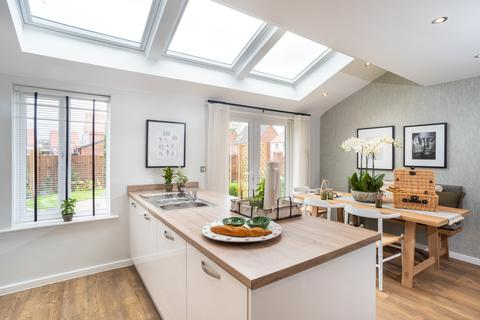 3 bedroom semi-detached house for sale - Plot 35, The Longford at The Boulevard, Bowbridge Lane, Middlebeck Newark NG24