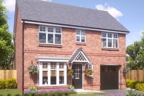 3 bedroom semi-detached house for sale - Plot 34, The New Ashbourne at Abington Place, Blackthorn Road, Northampton NN3