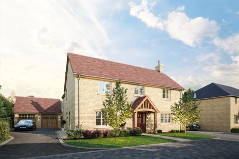 4 bedroom detached house for sale - Weston-on-the-Green, Oxfordshire, OX25