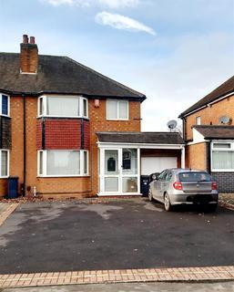 3 bedroom semi-detached house to rent - Damson Lane, Solihull, B92 9JX