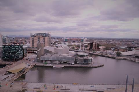 2 bedroom apartment for sale - Media city , Salford Quays , Salford  M50