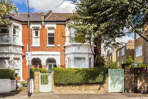 4 bedroom end of terrace house to rent - Hebron Road, Brackenbury Village, London, W6